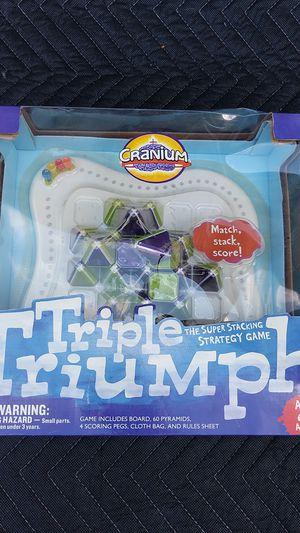 Cranium Triple Triumph board game for Sale in Portland, OR