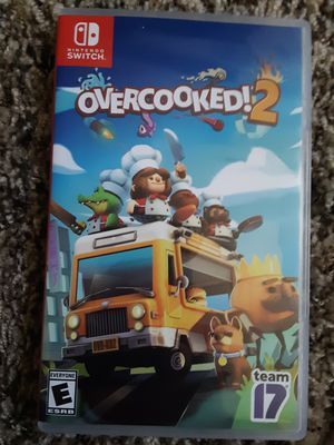 Overcooked 2 for Sale in Dinuba, CA