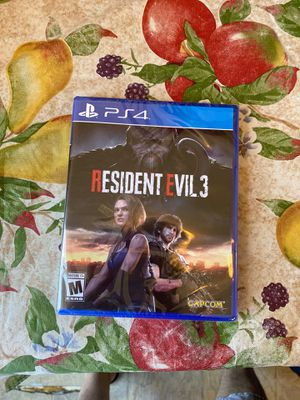 Resident evil 3 brand new condition for Sale in Sausalito, CA