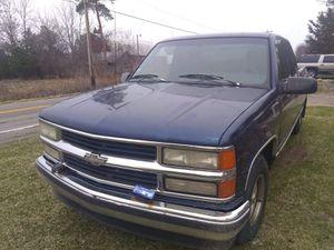 Chevy Silverado for Sale in Merrill, MI