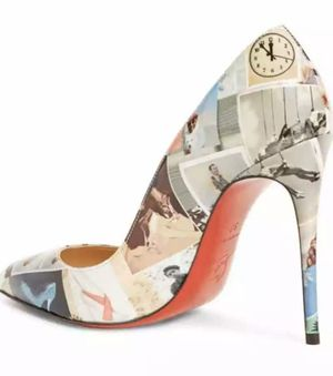 Christian Louboutin Pigalle Follies Heel Pump 39.5 for Sale in Livermore, CA