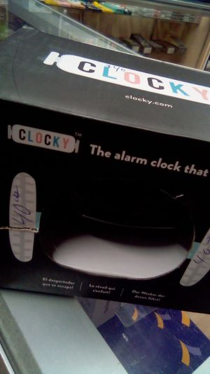 CLOCKY The alarm clock that runs away by for Sale in Los Angeles, CA