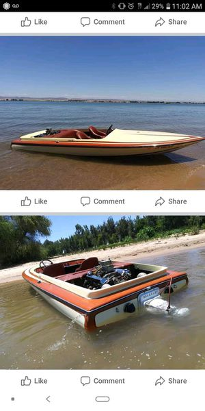78 sabre jet boat for Sale in Valley Home, CA