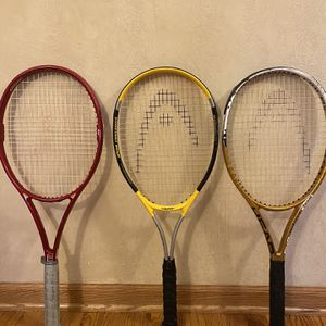 Tennis Rackets for Sale in Gurnee, IL
