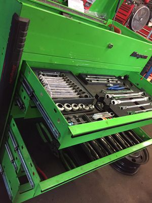 Snap-on tool box 48in no tools just the boxx for Sale in Trenton, NJ
