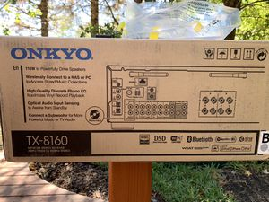 Onkyo TX-8160 for Sale in Wylie, TX