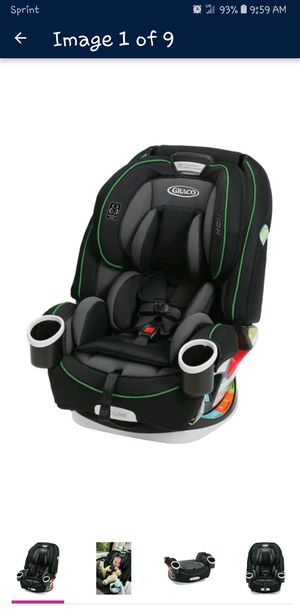 Graco 4 ever all in one car seat! for Sale in Aurora, CO