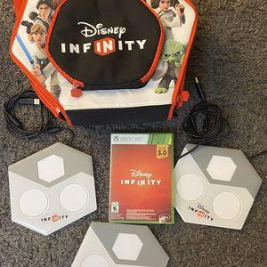 Disney Infinity 3.0 Star Wars and Marvel XBOX 360 for Sale in Miami, FL