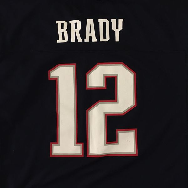 Brady New England Patriot Jersey