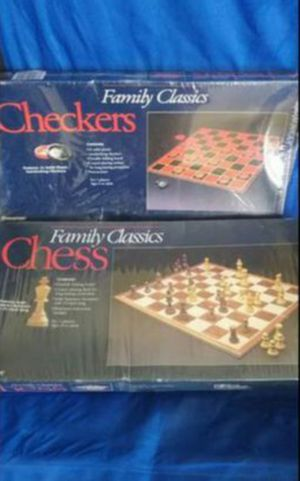 Og Classic Chess & Checkers Board Game🔥 for Sale in Chicago, IL