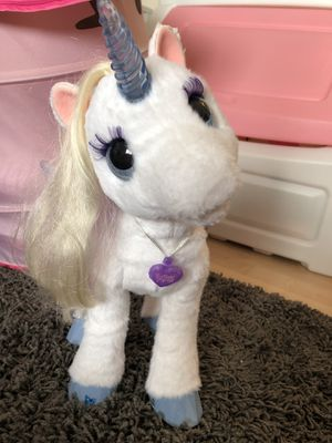 FurReal Friends Unicorn for Sale in Anaheim, CA