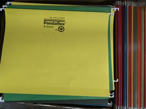 Hanging folders (new/unused) for Sale in Daly City, CA