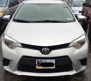 2016 Corolla clean title first owner well kept and documented for Sale in Woodbridge, VA