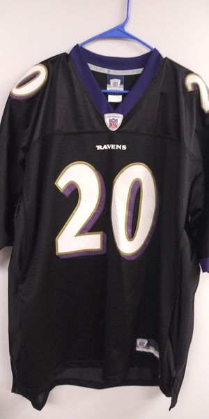 Ravens Jersey Reed #20 original stitched reebok for Sale in Arnold, MD