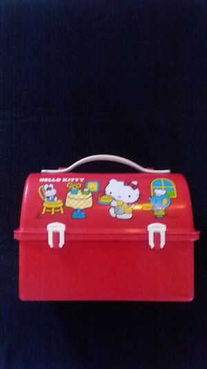 Hello Kitty Child's Lunchbox for Sale in Scotch Plains, NJ