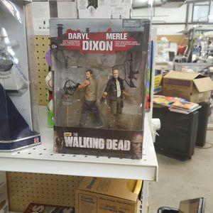 Daryle MERLE Nixon Walking Dead Toys for Sale in Lilburn, GA