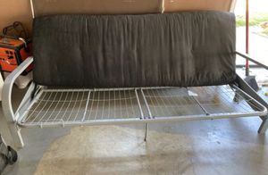 Futon Bed $30 you must take it Today. for Sale in Rialto, CA