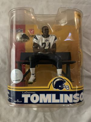 2007 McFarlanes Ladainian Tomlinson Collectible Action Figure for Sale in Surprise, AZ