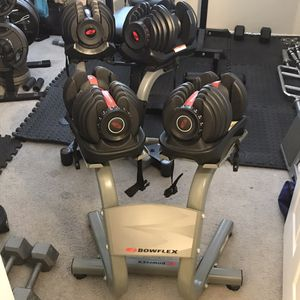 BOWFLEX BD 552 WEIGHT / WORKOUT for Sale in Las Vegas, NV
