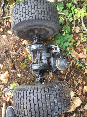 Aries lawn mower rear assemble for Sale in Puyallup, WA