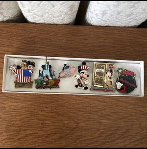 Lot Of Disney Pins for Sale in Inverness, FL