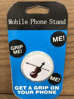 Violin Pop Socket for Cell Phone for Sale in Detroit, MI