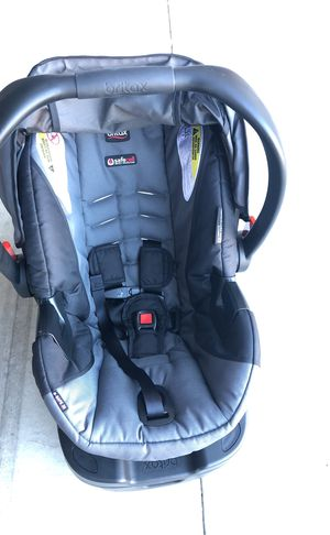 Britax infant car seat $50 OBO (brand new) and base (retails $199+) for Sale in Dalton, GA