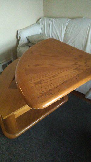 Nice Oak coffee table for Sale in Hamtramck, MI