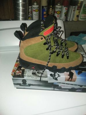 Jordan 9 military boot for Sale in Clinton, MD