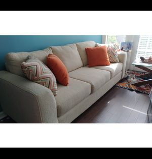 5 Pc Living Room Set in Perfect Condition - Sofa, Loveseat, Tables for Sale in Atlanta, GA