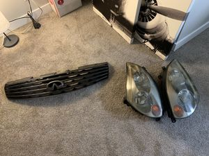 Infiniti g35 coupe parts for Sale in Naperville, IL