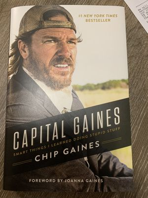 Capital Gaines book for Sale in Tucson, AZ