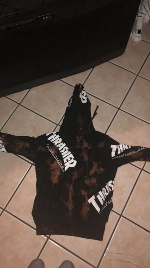 Thrasher x HUF hoodie for Sale in Dallas, TX