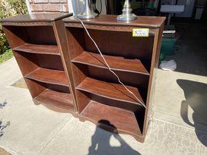 All Wood Bookshelves for Sale in Redlands, CA