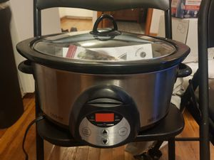 Crock pot, Toaster for Sale in New York, NY