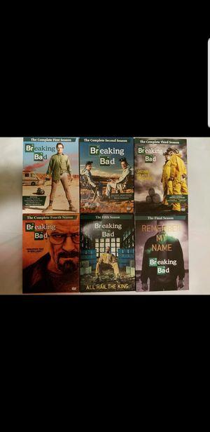 Breaking Bad complete DVD series for Sale in Gresham, OR