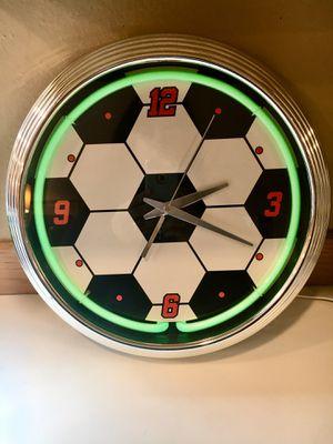 Soccer Clock for Sale in Tacoma, WA