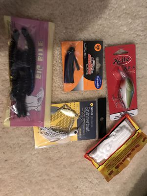 Fishing Tackle for Sale in Woodbridge, VA