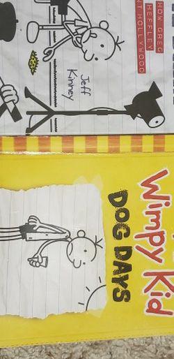 Wimpy Kid 2 Books for Sale in Dallas,  TX