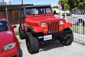 89 Jeep Wrangler for Sale in Riverside, CA