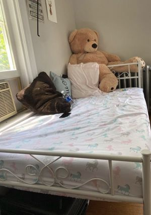Bed Frame & Mattress for Sale in Brookline, MA