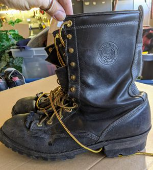 Men's Hawthorn Explorer Firefighter Boots for Sale in Las Vegas, NV