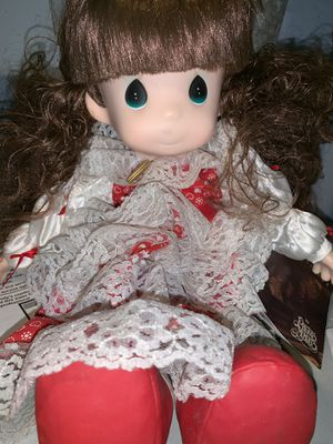 Precious moments doll for Sale in Tinicum Township, PA