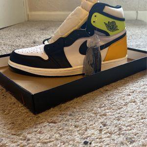 "Jordan 1 ""Volt Gold"" for Sale in Tacoma, WA"