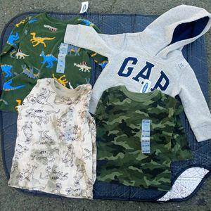New Baby Boy Gap Tops $15. for Sale in Vallejo, CA