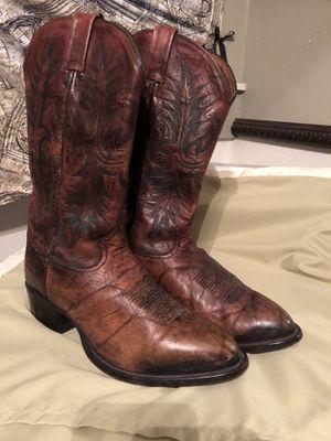 Tony Lama men's boots for Sale in Dallas, TX