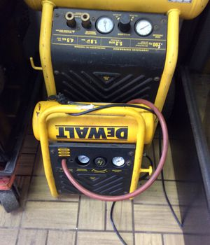 Air compressors (small one and a big one) for Sale in Detroit, MI