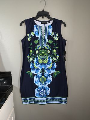 Navy blue dress from New York & Co. Size S for Sale in Baton Rouge, LA