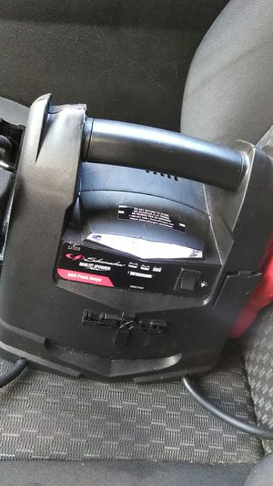 Jumper cable box/ battery charger for Sale in Chicago, IL