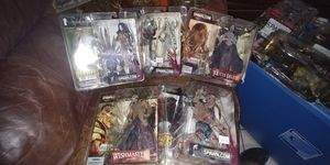 MCFARLANE'S MONSTERS VINTAGE ACTION FIGURES.. NEW SEALED... $20 EACH OR BUNDLE PRICE.. THANKS for Sale in Miami, FL